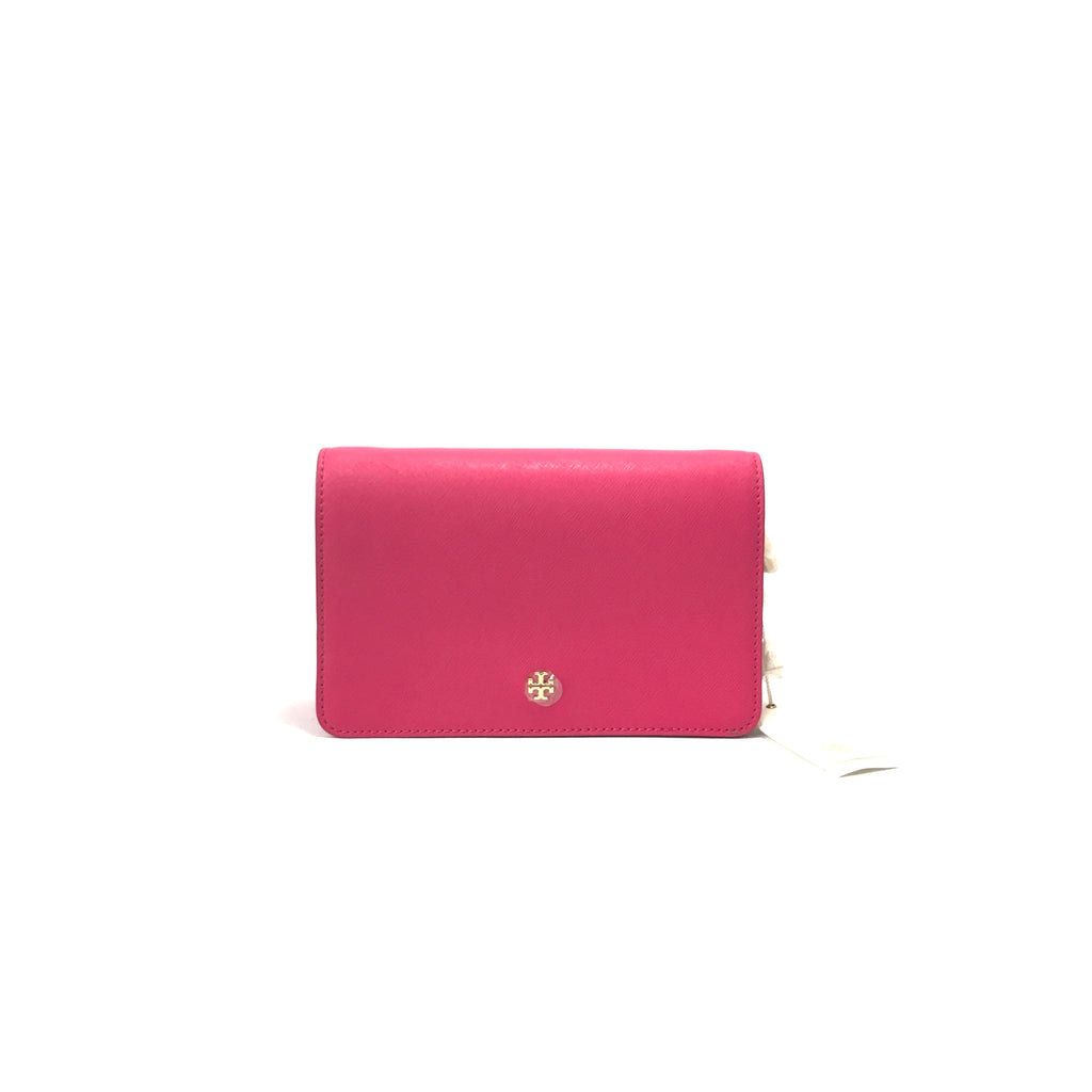 Tory Burch 'York Combo' Leather Cross Body Bag | Brand New |