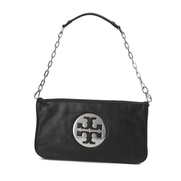 Tory Burch 'Reva' Black Clutch | Gently Used | - Secret Stash