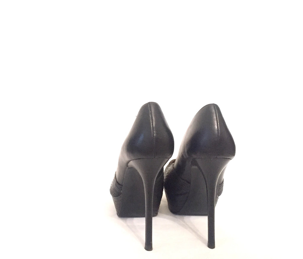 ZARA Platform Peep-toe Stilettos | Gently Used | - Secret Stash