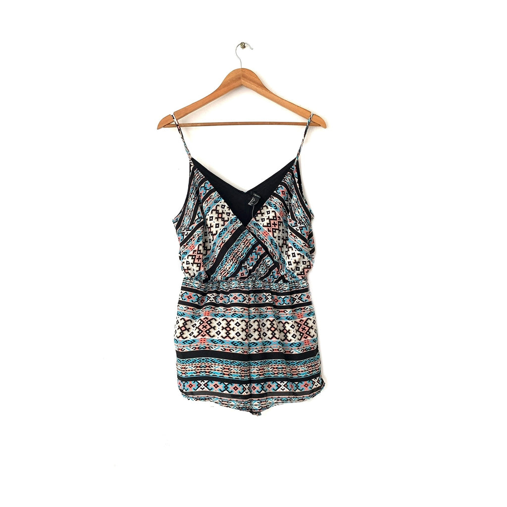 Forever 21 Printed Short Playsuit | Brand New |