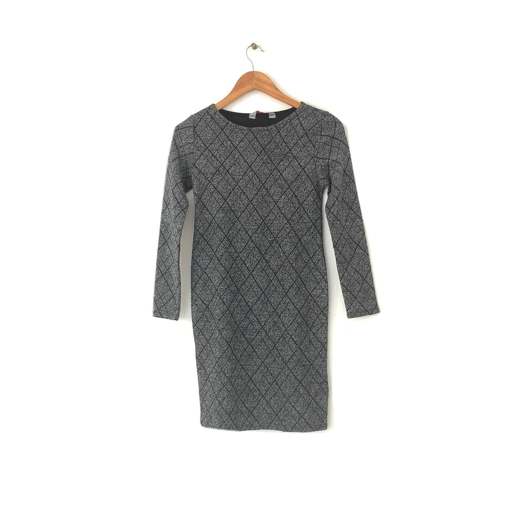Dorothy Perkins Grey Knit Dress | Gently Used |