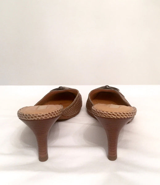 UNISA Pebbled Leather Pumps | Brand New | - Secret Stash