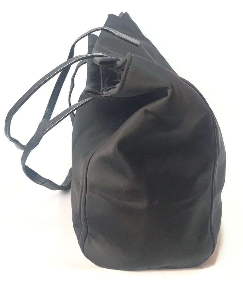 Kate Spade Black Nylon Bag