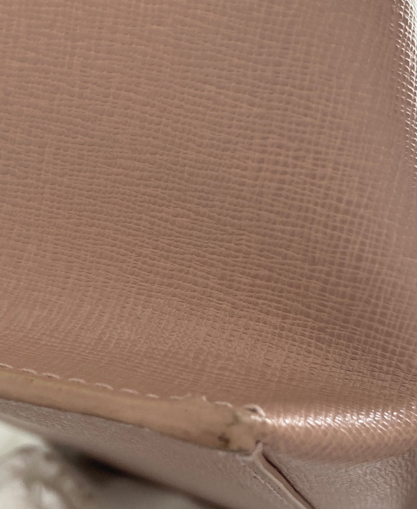 Furla Blush Pink Leather Tote | Gently Used |
