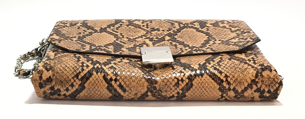 Zara Snakeskin Crossbody Bag | Brand New |