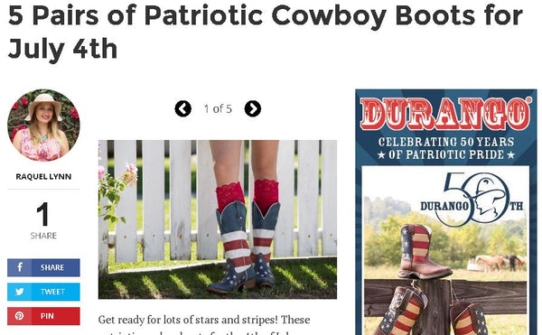 Bootights COWGIRL Magazine