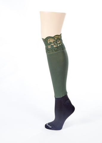 Lacie Lace Hunter Green
