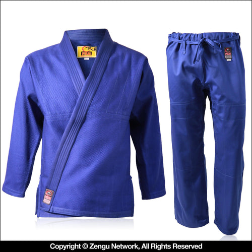 "Fuji ""All Around"" Blue BJJ Gi"