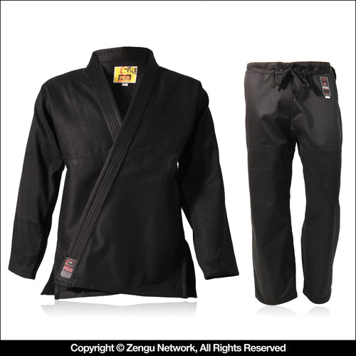 "Fuji ""All Around"" Black BJJ Gi"
