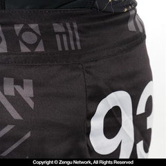 "93 Brand ""Citizen 3.0"" Shorts - High Cut"