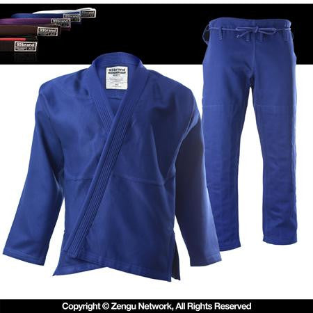 93 Brand Standard Issue BJJ Gi (Blue)