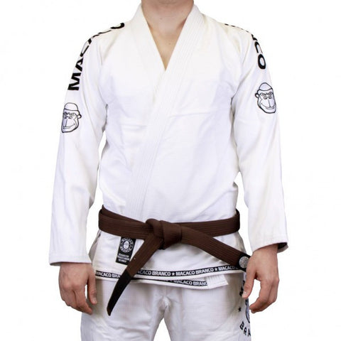 Macaco Branco Evolution Gi White