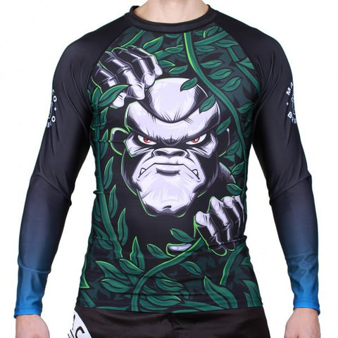 Macaco Branco Jungle Rash Guard