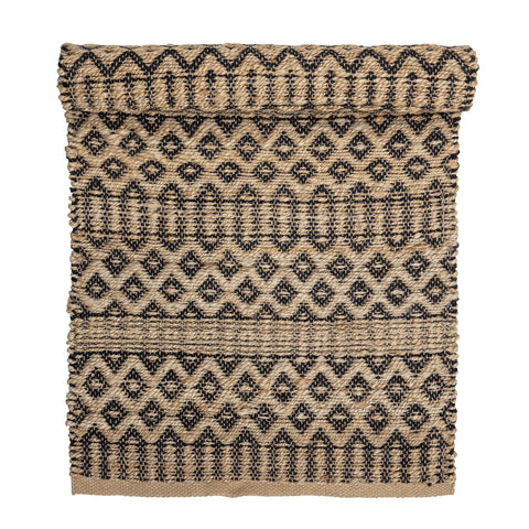 HK- Living Cotton Berber Rug (140x200)