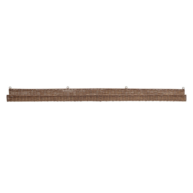 Kenya Shelf Brown Rattan - Bloomingville