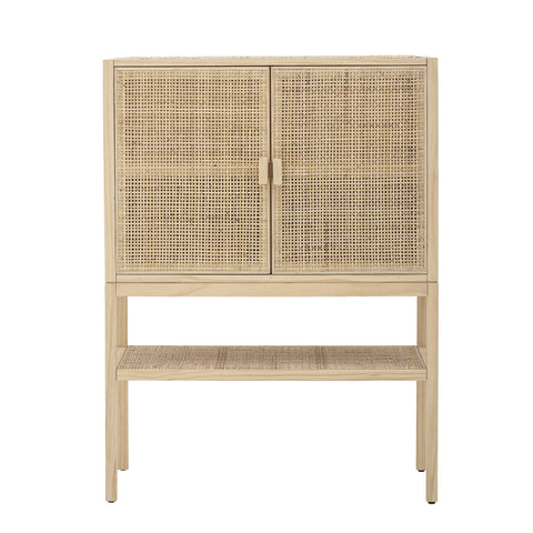 Isabel Cabinet Black Oak - Bloomingville
