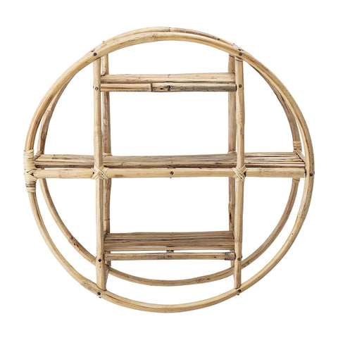 Layla Shelf Brass Steel - Bloomingville