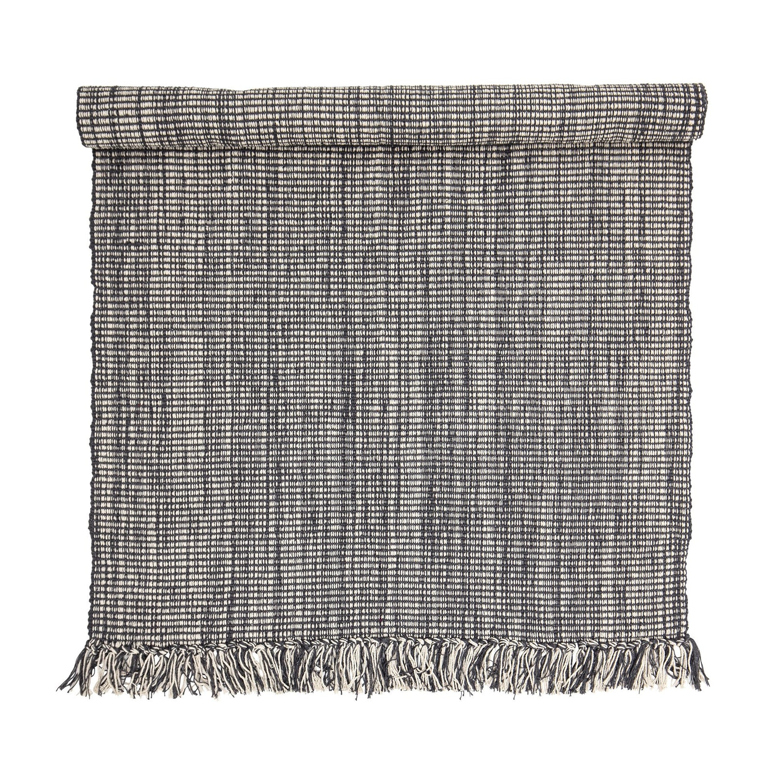 Rug Grey Cotton - Bloomingville