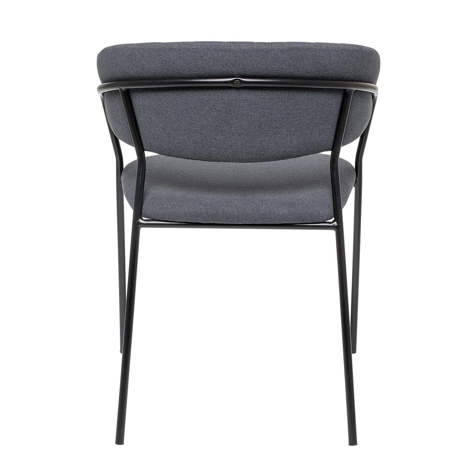 Form Dining Chair Grey Polyester - Bloomingville