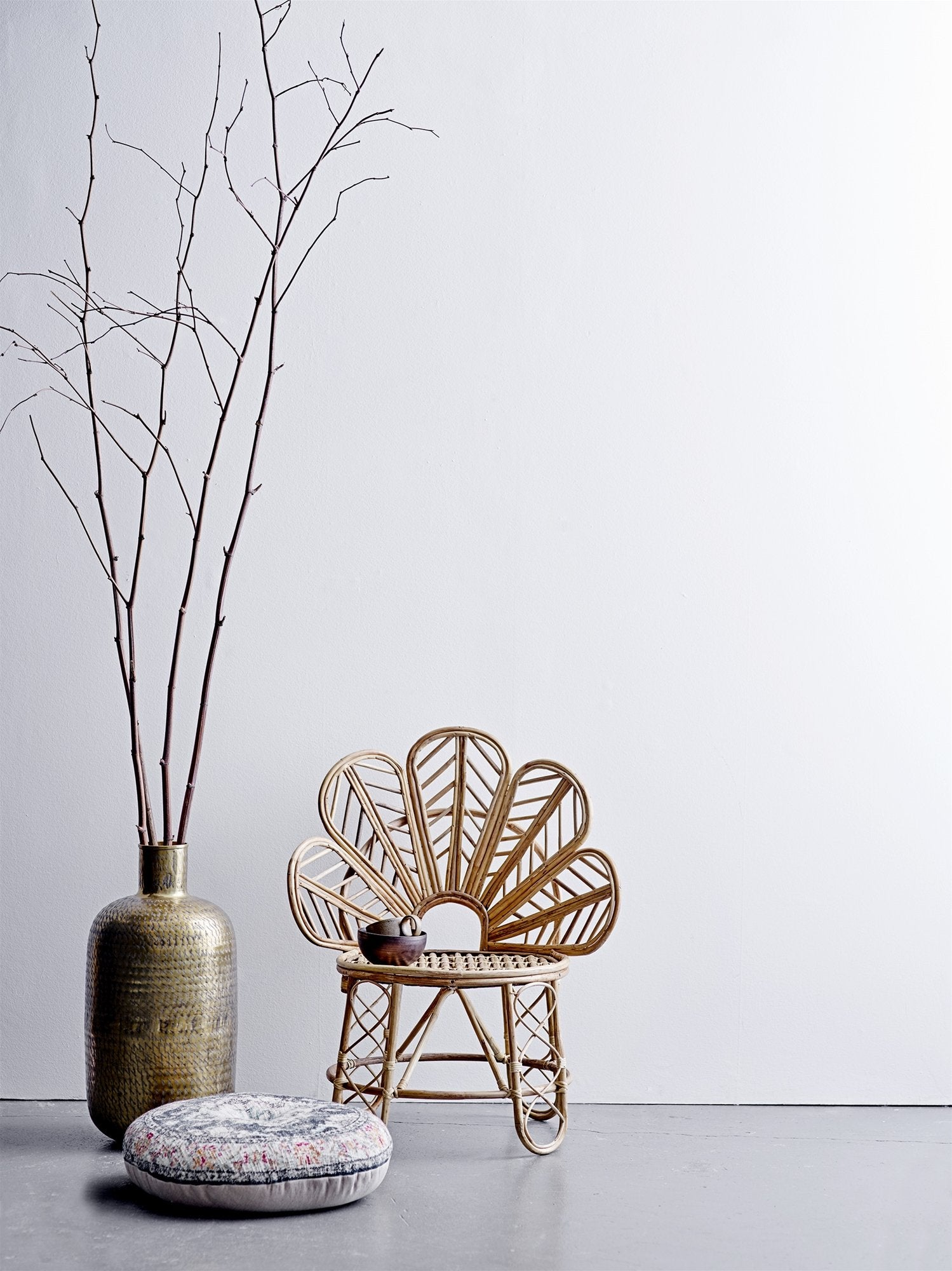 Emmy Chair Nature Cane - Bloomingville