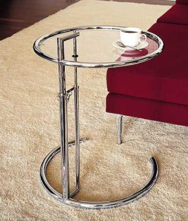 Exceptionnel ... Eileen Gray Side Table   Chrome ...