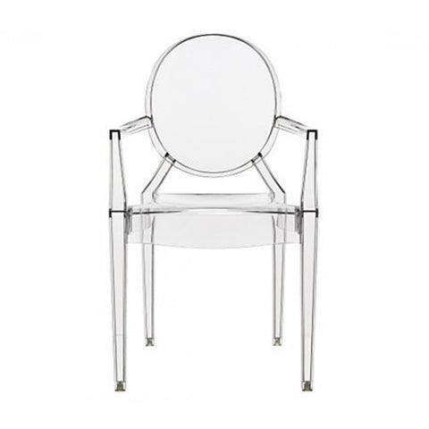 Philippe Starck Style Louis Ghost Arm Chair   Clear  Philippe Starck Style Louis Ghost Arm Chair   Clear   S  . Ghost Chair Louis. Home Design Ideas