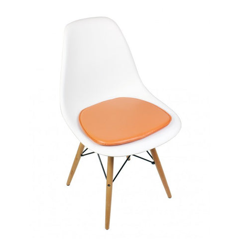 ... CHARLES EAMES STYLE SEAT PAD FOR SIDE / ARM CHAIR   MULTICOLORS ...