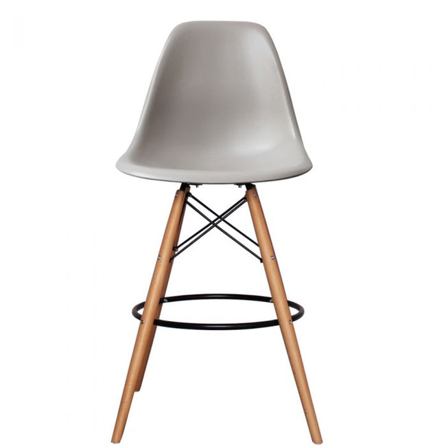 Charles Ray Eames Style DSB Bar Stool - Multicolors
