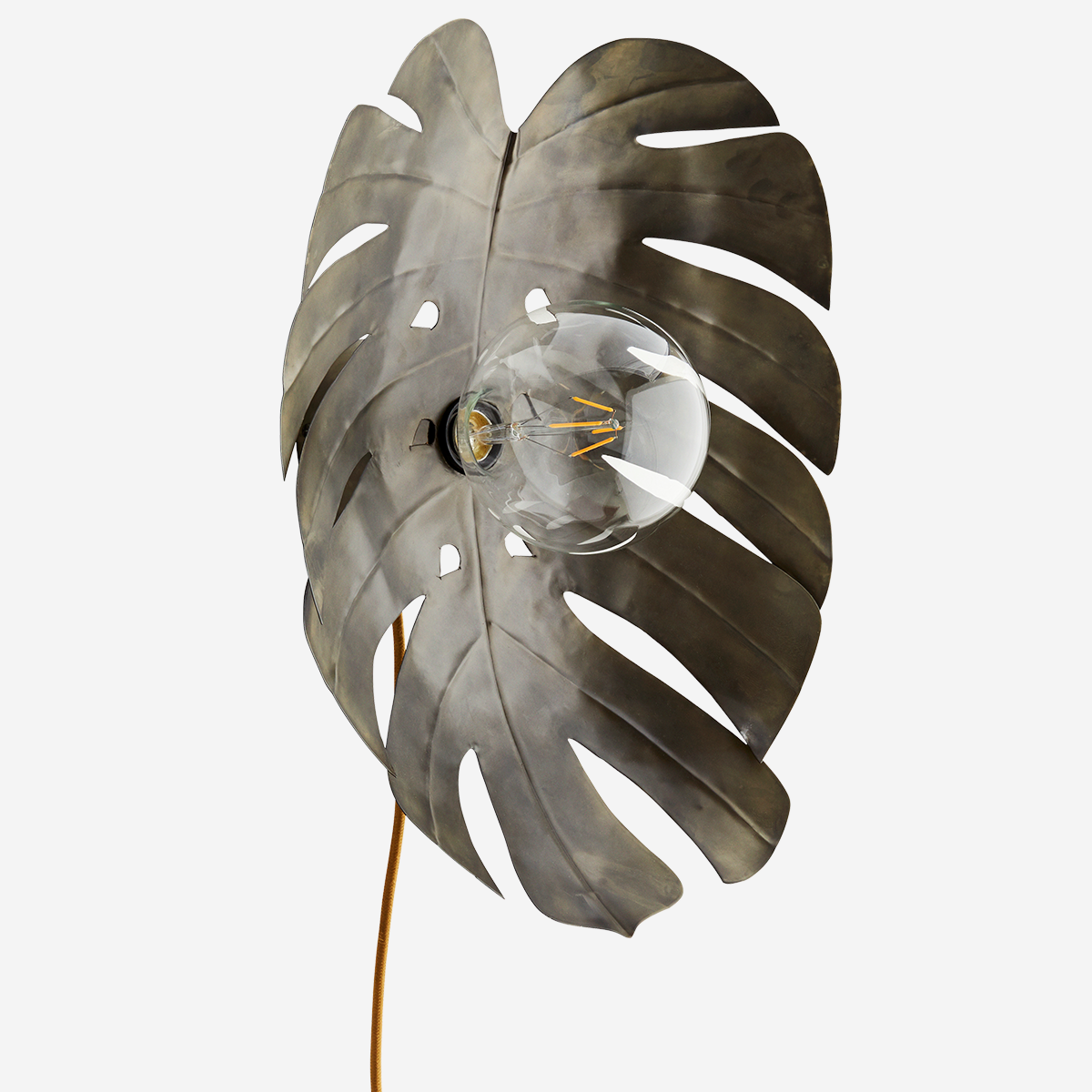 Leaf Wall Lamp - Madam Stoltz