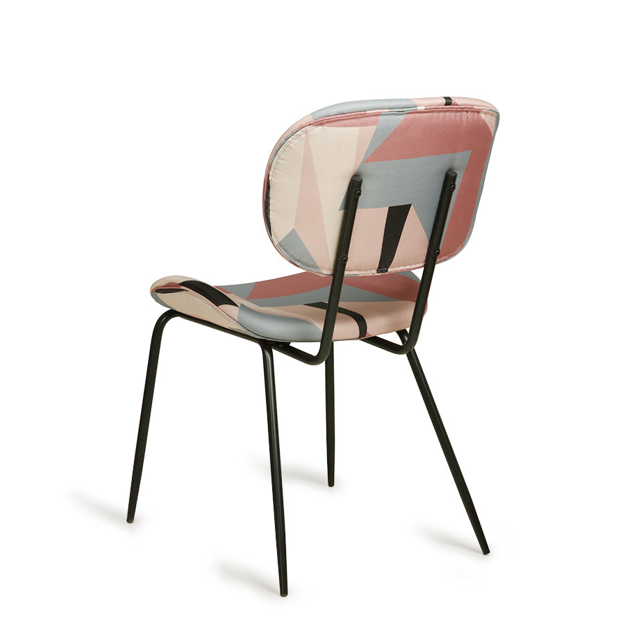 HK-Living Dinning Chair Printed