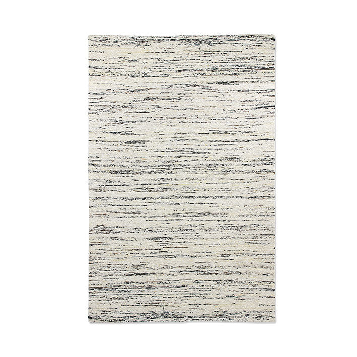 HK- Living Woolen Retro Rug Natural (180x280)