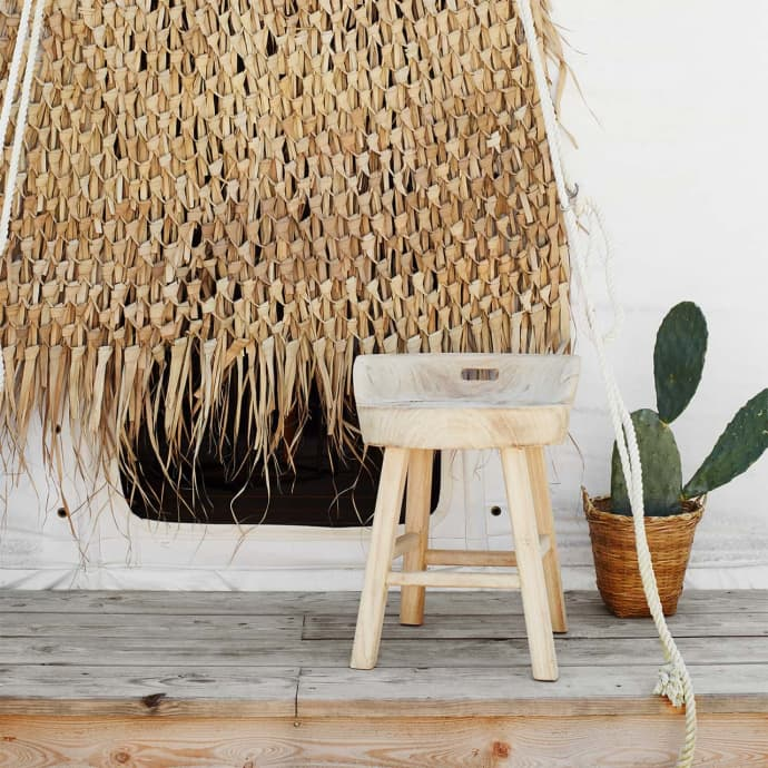 Palm Leaf Wall Deco Large