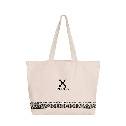Tote Bag with Inca patterns - Perús