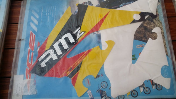 ACE Graphics - Suzuki RMZ 250 Chrom-X1