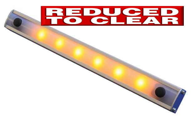 Lumeno 24 LED Dual White/Red - Reduced to Clear