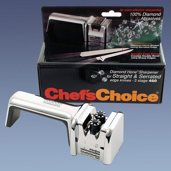 Chef's Choice 2 Stage Multi Edge Manual Diamond Sharpener