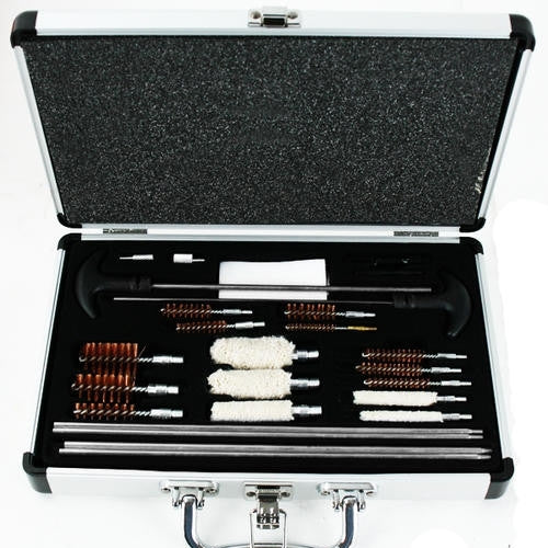 Gun Cleaning Kit Universal Rifle Pistol Shotgun Firearm Maintenance Tools