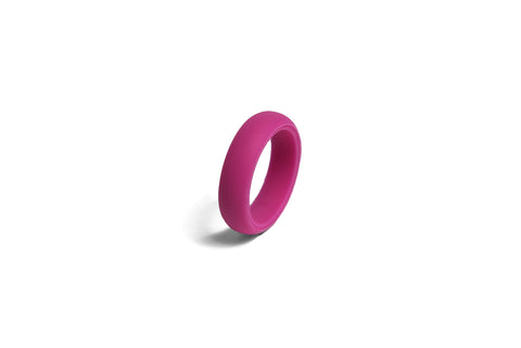Redi Ring Ladies Pink Silicone Ring Size available 4-9