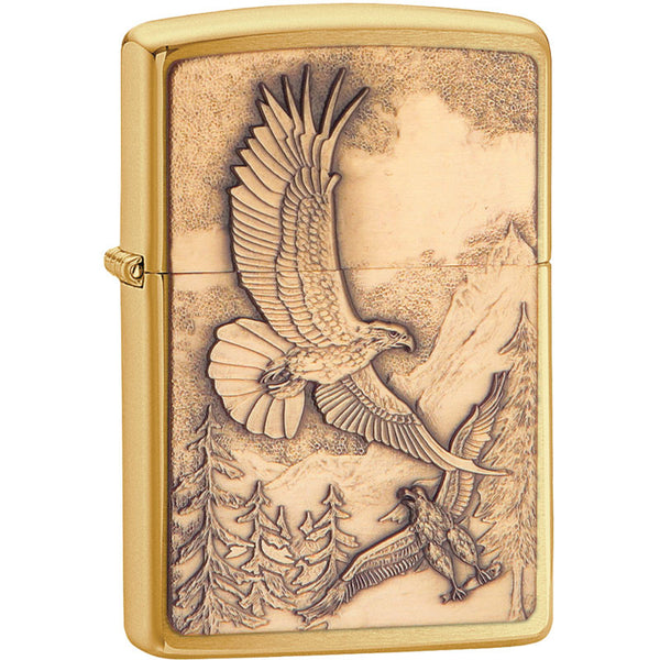 Zippo Zl Where Eagles Dare Lghtr