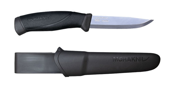 Morakniv Companion Fixed Knife - Anthracite