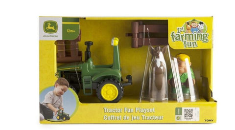 Tomy Tractor Fun Playset