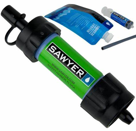 SAWYER Mini Water Filter Kit