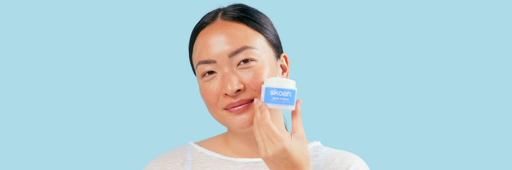 discover your balance - moisturizers