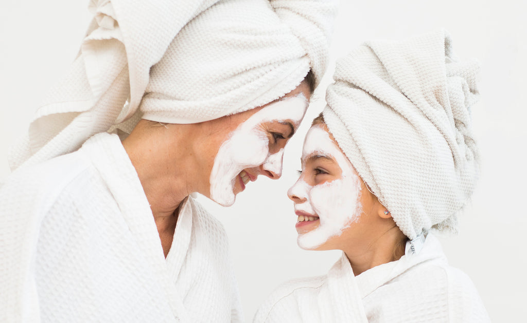 skin tips for mom