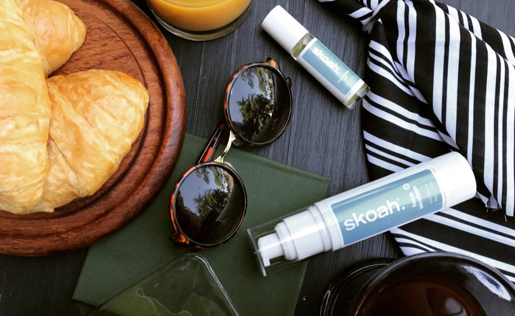 summer tips: summer skin with skoah!
