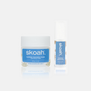 Holiday Recovery Serum + Holiday Recovery Mask
