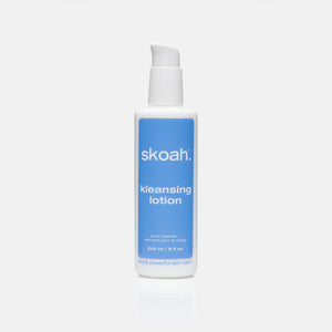 kleansing lotion