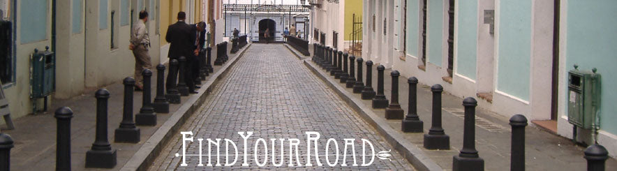 Every man has a road. Find yours with rugged and stylish men's bags from OakRoads.com