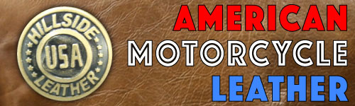 Hillside USA - the Best American Motorcycle Leather