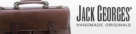 Jack Georges - Handmade Original Leather Bags